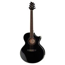 Cort Guitarra Electro Acustica Ndx20-bk