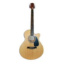 Guitarra Electroacustica G. Shelter C/eq 5 Bandas + Afinador