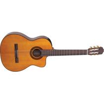 Guitarra Clásica Takamine Eg124c Electroacústica Nylon