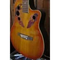 Guitarra Electro Acustica Parquer Ovation Goc100 En Stock!