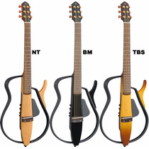 Guitarra Silent Electroacústica Yamaha Slg-110s Artemusical