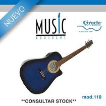 Guitarra Gracia 110 Acustica - Bm Music Boulogne -