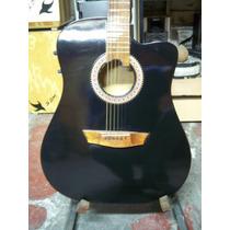 Se Vende Guitarra Electroacustica Usada En Buen Estado