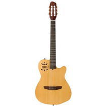 Guitarra Electroacústica Godin Multiac Acs-sa Con Funda