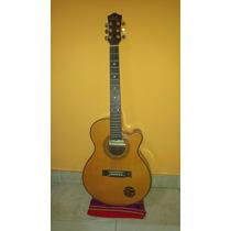 Guitarra Electroacústica Gracia 350 Eq C/afinador