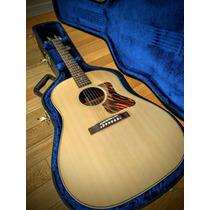 Gibson J-35 Electroacústica Antique Natural.