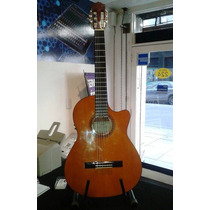 Guitarra Electroacústica Yamaha Cgx-111sc Exelente Estado