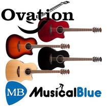 Guitar Electroacust Ovation Clebrity Standard Cs24