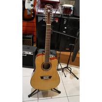 Washburn Wd10 Sce 12 Guitarra Electro Acustica 12 Cuerdas