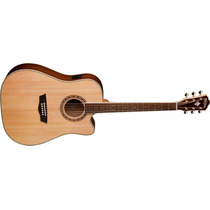 Guitarra Washburn Electroacustica Wd10