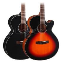 Guitarra Cort Sfx E Electroacustica Eq Fishman Funda Cort
