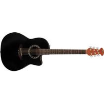 Guitarra Applause Ovation Ab24 5 Electroacustica De Acero