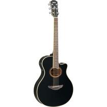 Guitarra Electroacustica Yamaha Apx-700 Il Bl Caja Cerrada