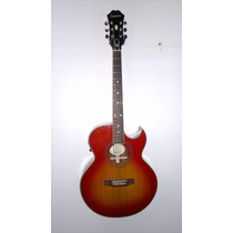 Imperdible Guitarra Electroacustica Epiphone Pr-5 Custom