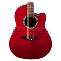 Guitarra Electroacustica Applause Ovation Ab24rr Balladeer