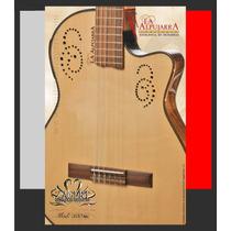 Guitarra La Alpujarra 300kec - Pilar Music Champagant