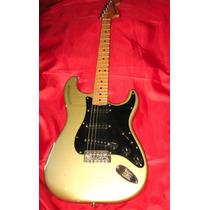 Fender Stratocaster 25th Anniversary Usa + Estuche Rigido