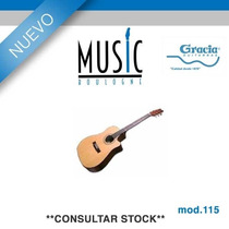 Guitarra Gracia - 115 - Bm Music Boulogne -