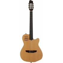 Guitarra Godin Multiac Acs-sa Slim Natural Con Funda Nueva