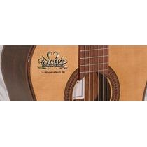 La Alpujarra Guitarra Clasica De Concierto Modelo 80