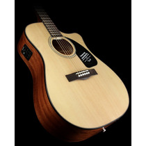 Electroacustica Fender Cd60-ce Pre Fhisman Estuche Fender