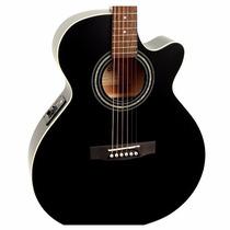 Cort Sfx-me Bks Guitarra Electroacustica Con Corte Y Afinado