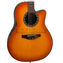 Guitarra Electroacustica Applause Ovation Ab24 Hb Balladeer