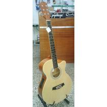 Guitarra Electroacústica Corte Y Eq Nueva!!
