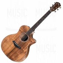 Taylor Guitarra Electroacústica 324ce Koa C/estuche Oferta