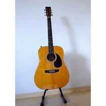 Guitarra Electroacústica Hondo Est 1969 H18e