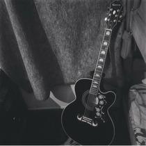 Guitarra Electroacustica. Epiphone Ej 200 Ce.