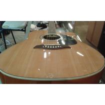 Guitarra Electroacustica G. Shelter Con Afinador Ecualizador