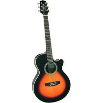 Takamine Eg260c Bsb Guitarra Electroacústica Sunburst