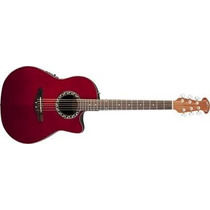 Guitarra Electroacustica Aplausse By Ovation Ab-24 Rr