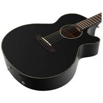 Cort Guitarra Electro Acustica Sfx1f-bk