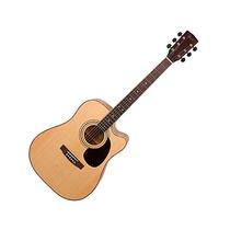Guitarra Electro Acustica Cort Ad880ce-nat