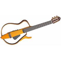 Guitarra Silent Nylon Yamaha Slg130nw Slg130 Artemusical