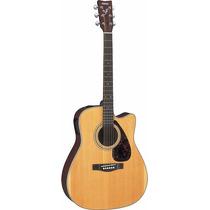 Guitarra Electroacústica Yamaha Fx370c Fx370 Natural Nueva