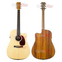 Guitarra Electroacustica Martin&co Dcpa5k Musica Pilar