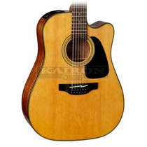 Guitarra Electroacustica Takamine Gd30 12 Cuerdas Nat