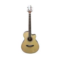 Guitarra Elecroacustica Eq Corte Con Afinador La Roca