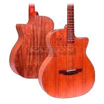 Guitarra Electroacustica Sx Qt-i Walnut Eq Fishman