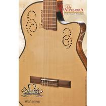 Guitarra Electrocriolla La Alpujarra Mod. 300 Kec.
