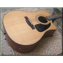 Electroacùstica Fender Cd 100 Ce Impecable