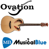 Guitarra Electroacust Ovation Applase Elite Ae44-4