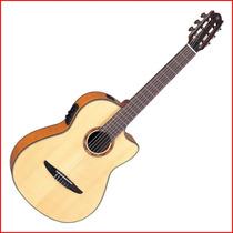 Guitarra Clasica Electroacustica Yamaha Ncx900fm- En Palermo