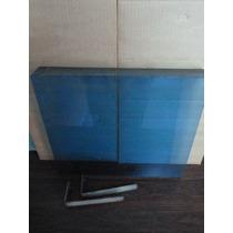 Antiguo Protector De Pantalla De Tv Azulado