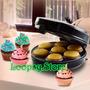 Máquina De Cupcakes Muffins + Envio Gratis A Todo El Pais!!!