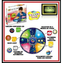 Alfombra Luminosa David Says Playmat Tipo Simon / Signos