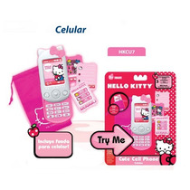 Celular Hello Kitty Hkcu7